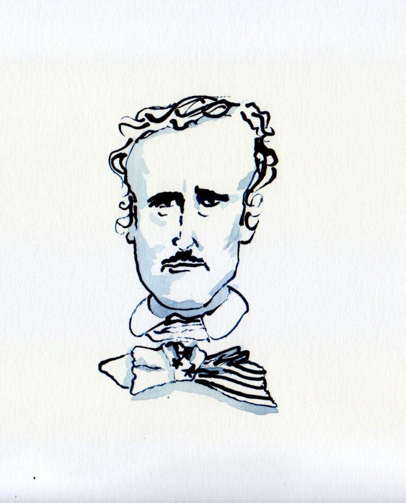 Edgar Allan Poe, American-isma